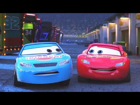 Cars 3 - Cal Weather's Retirement (Movie Clip)