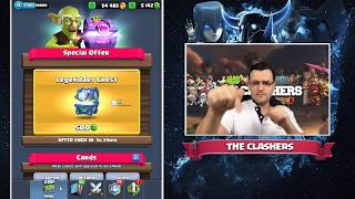Clash Royale - Sneak Peek #3 - СКРИТИТЕ Промени
