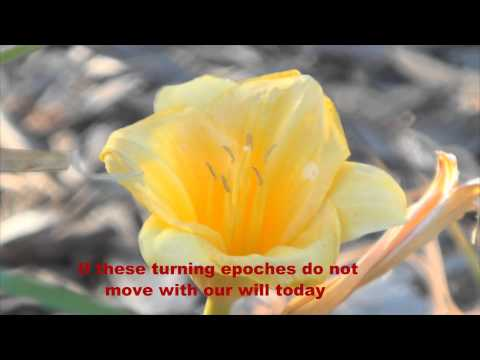 Hafez poem(gham makhor)