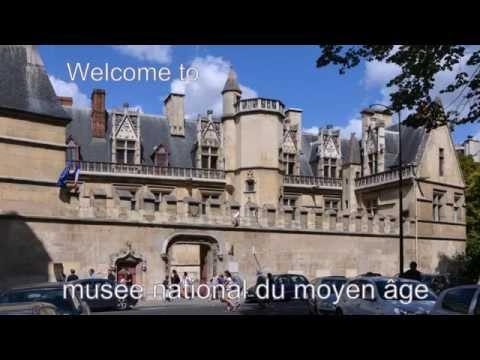 Musée national du moyen âge | France Sights | Trip | Tour | Travel