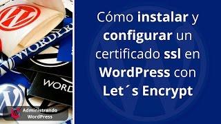 Pasar de http a https tu WordPress gratis con un certificado de Let´s Encrypt en SiteGround