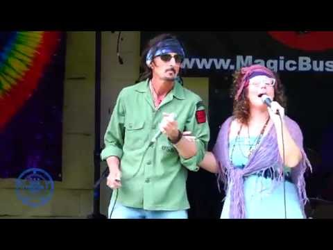 The Magic Bus Band plays Woodstock in Ypsilanti