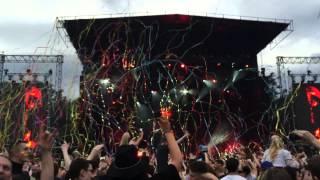 AVICII live in Dublin -part1-