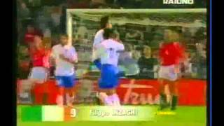 QWC 2002 Hungary vs. Italy 2-2 (03.09.2000)