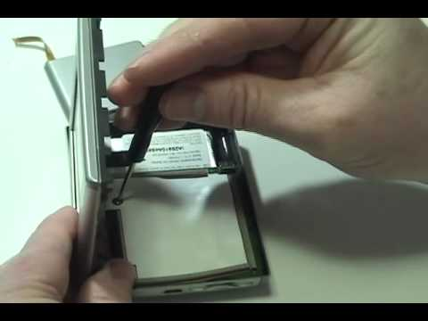 How To Replace Your Garmin Nuvi 360 Battery