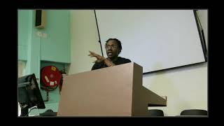 Alan J Flisher Memorial Lecture by Dixon Chibanda from the Friendship Bench