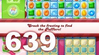 Candy Crush Jelly Saga Level 639 (3 star, No boosters)