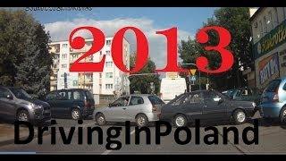 Kompilacja 2013 z mojego rejestratora. Drogi Lubelszczyzny, Puławy Compilation best of my DVR