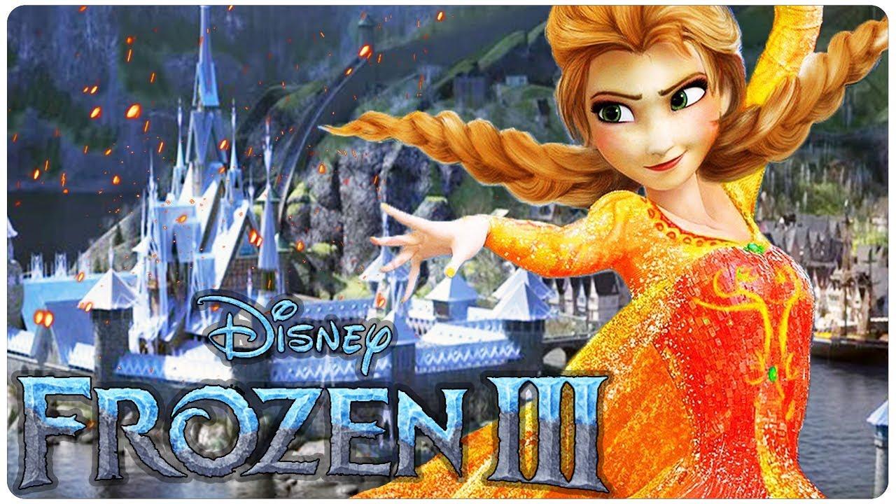 Download FROZEN 3 Teaser (2022) With Kristen Bell & Idina Menzel
