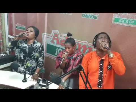Adom Live Worship with Apostle Oko Hackman