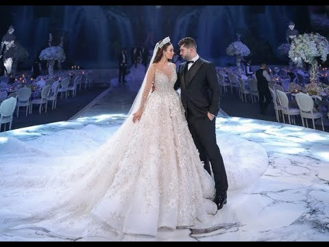 This Rich  Lebanese Wedding Will Take Your Breath Away