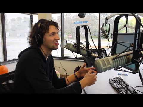 Luke Smallbone of For King & Country on God transforming suffering into calling.