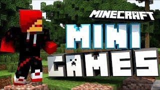 Ich spiele wieder mit euch, meinen Fans...!?!!?  Minecraft Minigames Livestream Macht euch bereit !!