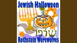 Scary Shabat Shalom