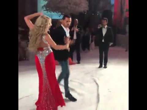 Дом2 Сергей и Дарья Пынзарь отожгли на свадьбе Бородиной