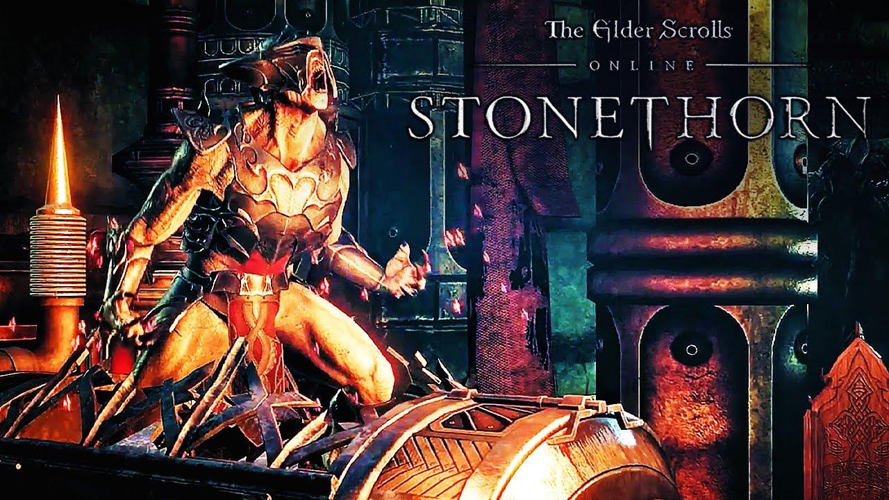 The Elder Scrolls Online: Stonethorn - Official Gameplay Trailer