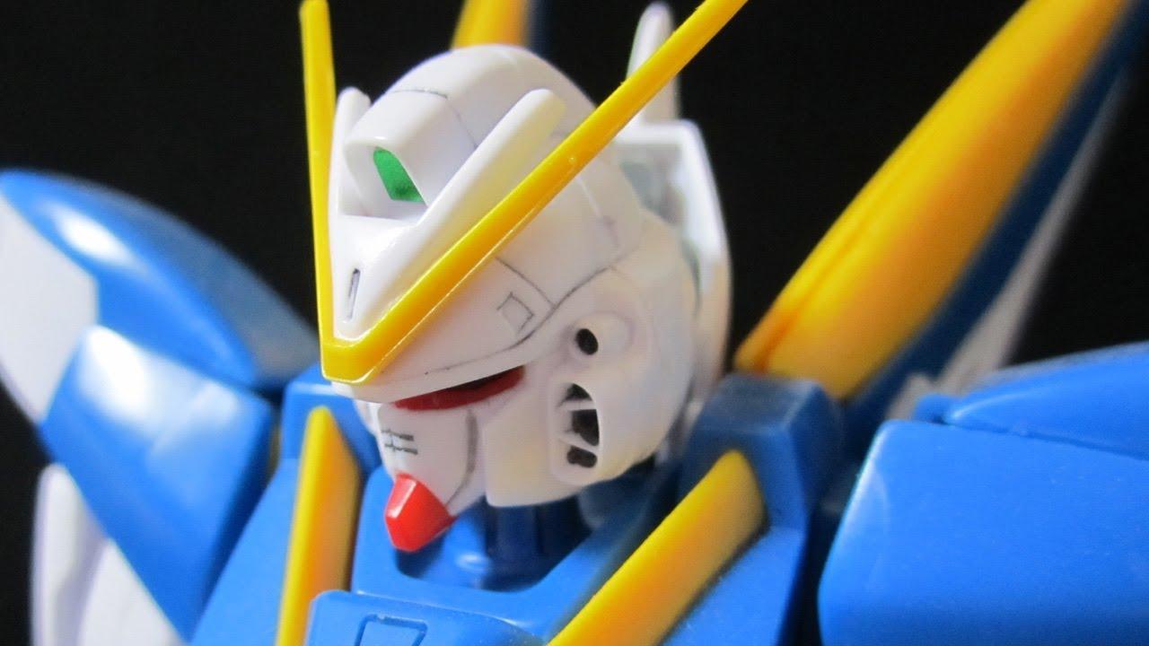 Hg 1 100 V2 Gundam Victory Gunpla Plastic Model Review Mg Rx78 2 Verka 114215