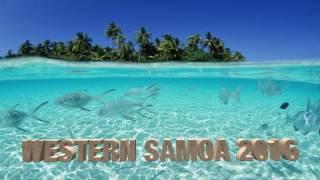Polynesian Island, Samoa