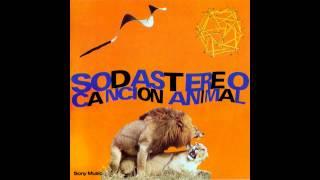 Soda Stereo - Hombre Al Agua (HQ)