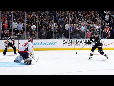 Shootout: Capitals Vs Kings