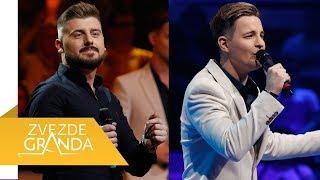 Mirza Secic i Benjamin Klicic - Splet pesama - (live) - ZG - 18/19 - 18.05.19. EM 35