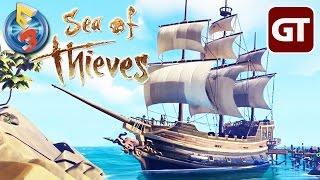 Thumbnail für Yo Ho, Piraten | SEA OF THIEVES in der E3-Auswertung - Trailer-Check zum Gameplay