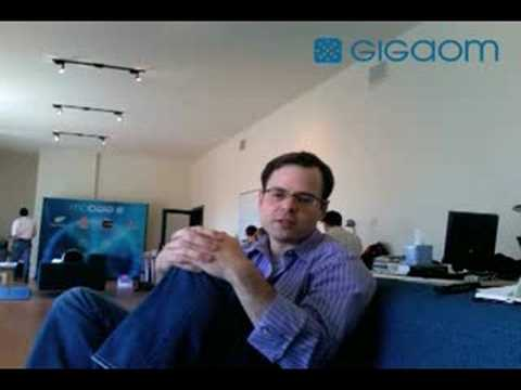 Mozilla CEO John Lilly chat with GigaOM