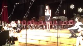 Warrior by Demi Lovato Performed by Grace Liriano