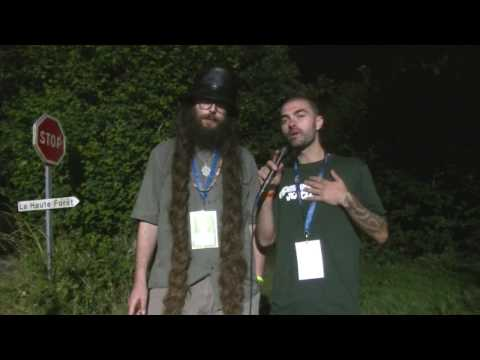 I-Mitri Interview at Dub Camp with Hawk i