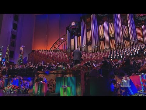 Santino Fontana and the Mormon Tabernacle Choir - The Wonder of Christmas