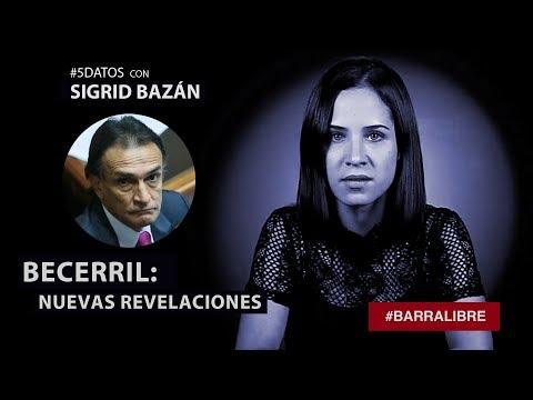 Héctor Becerril: 5 datos sobre el congresista de Fuerza Popular   Sigrid Bazán en Barra Libre