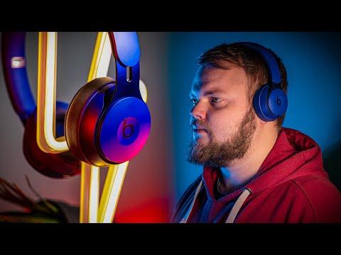 Обзор Beats Solo Pro. НАКОНЕЦ-ТО хорошие Битсы с шумодавом!