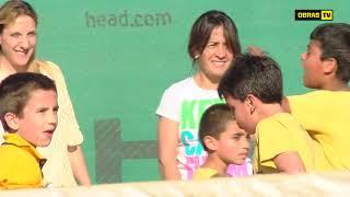Clase abierta de tenis, Federico Mangiarotti - Club Obras (6-10-2017)