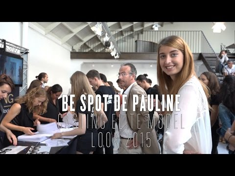 Elite Model Look France 2015 : le casting final à Paris