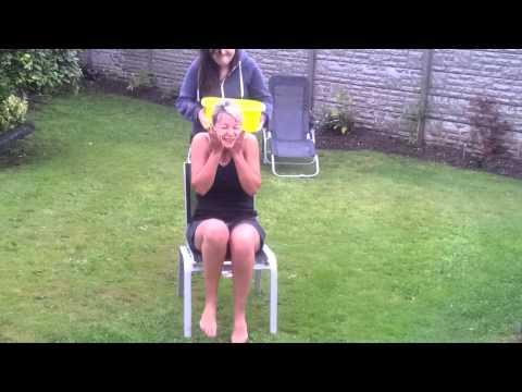 ice bucket challenge Burton
