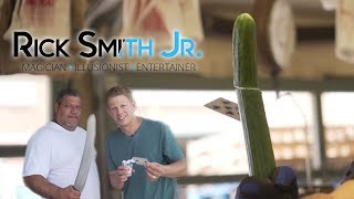 West Side Market Trick Shots | Rick Smith Jr.