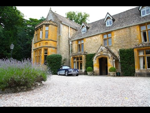 Lords of the Manor, Cotswolds - Unravel Travel TV