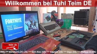 Livestream - Erazer Gaming Laptop | eeePC | Legend 24VL | Highscreen A5-PC