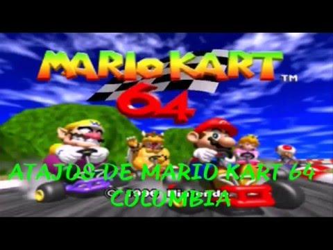 Trucos y atajos de Mario kart 64 Colombia | Glitches de MK64