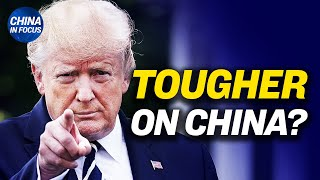 Trump may get tougher on China after getting virus: analyst; CCP behind murder of millions of girls