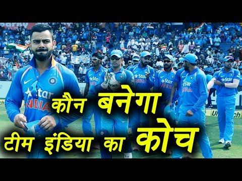 Anil Kumble Vs Virat Kohli : Sehwag or Tom Moody who will become new India coach | वनइंडिया हिंदी