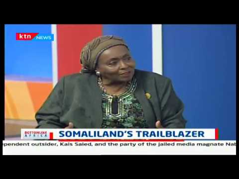 SOMALILAND\'S TRAILBLAZER: One on One with former Somalia Foreign Minister Dr. Edna Adan Ismail