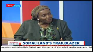 SOMALILAND'S TRAILBLAZER: One on One with former Somalia Foreign Minister Dr. Edna Adan Ismail