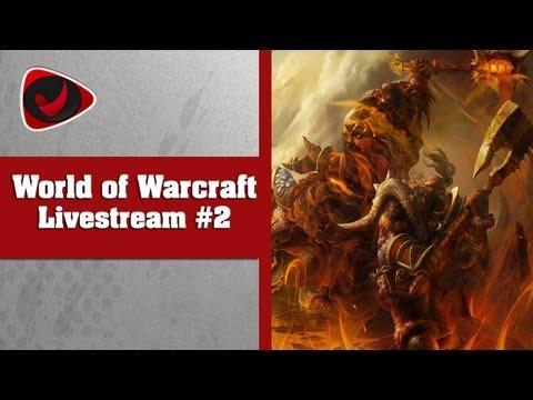World of Warcraft - Livestream com Inscritos