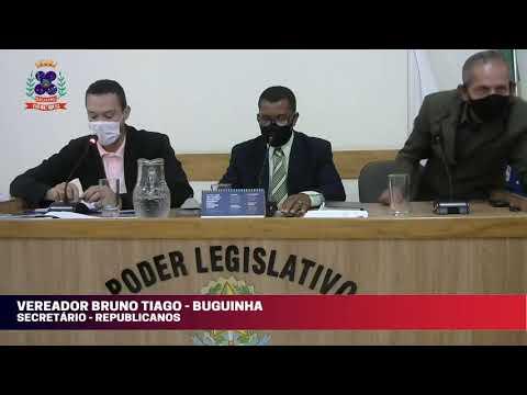 Câmara Municipal de Vereadores de Itacarambi MG Reunião realizada no dia 12/05/2021