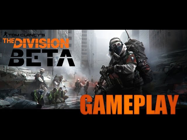 The Division - Gameplay Ultra [PC - BETA 2]
