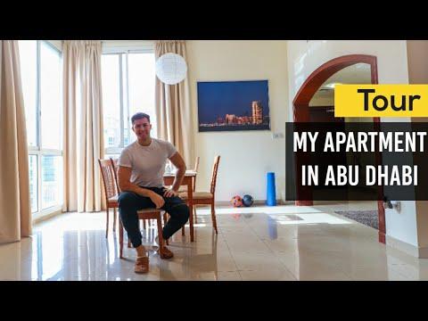 Etihad Cabin Crew ACCOMMODATION - My Apartment In ABU DHABI