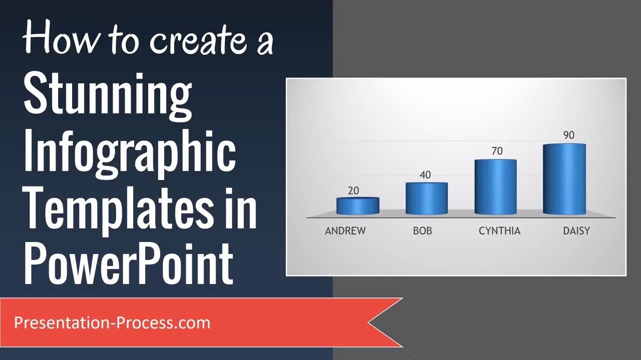 How to create stunning infographic templates in powerpoint youtube how to create stunning infographic templates in powerpoint alramifo Image collections