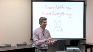 Key to Sharding in Big Data Scalability in 20 Seconds