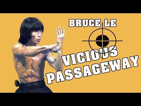 Wu Tang Collection - Bruce Le in Vicious Passageway
